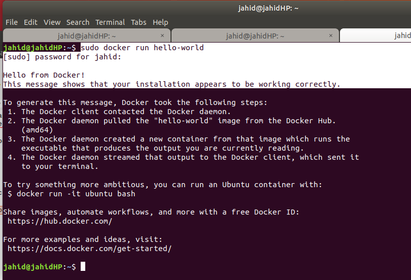 How to Install and Use Docker in Your Linux System in 2020