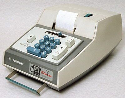 Ifthe80sneverstopped Cpas Would Still Be Using 10 Key Adding Machines 10 Things Electronic Products Power Strip