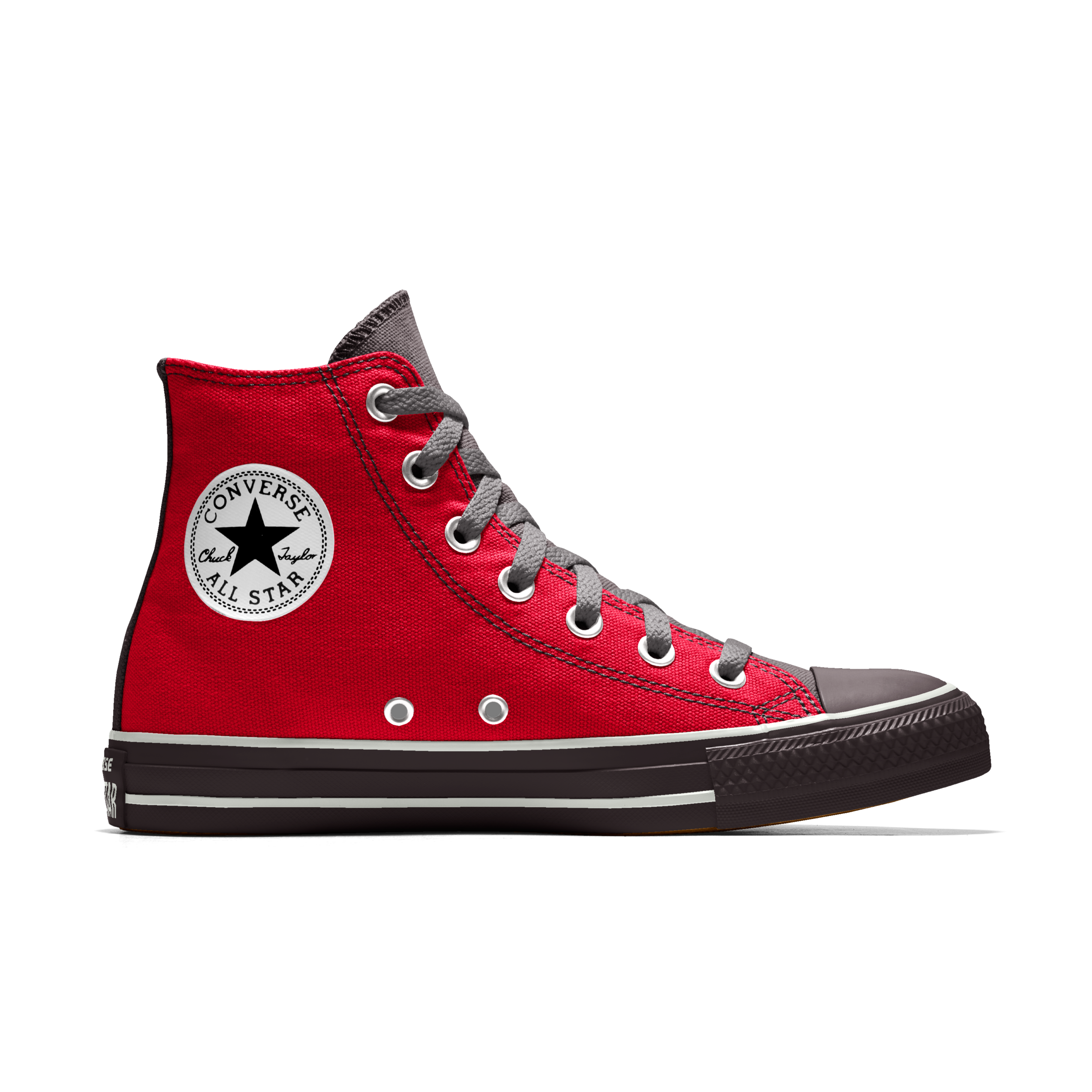 f233fb0df6b8 Converse Custom Chuck Taylor All Star High Top Shoe. Nike.com ...