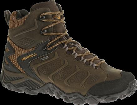 d2bb4dc0e28 Merrell Men's Chameleon Shift Mid Waterproof Hiking Boots Bitter ...