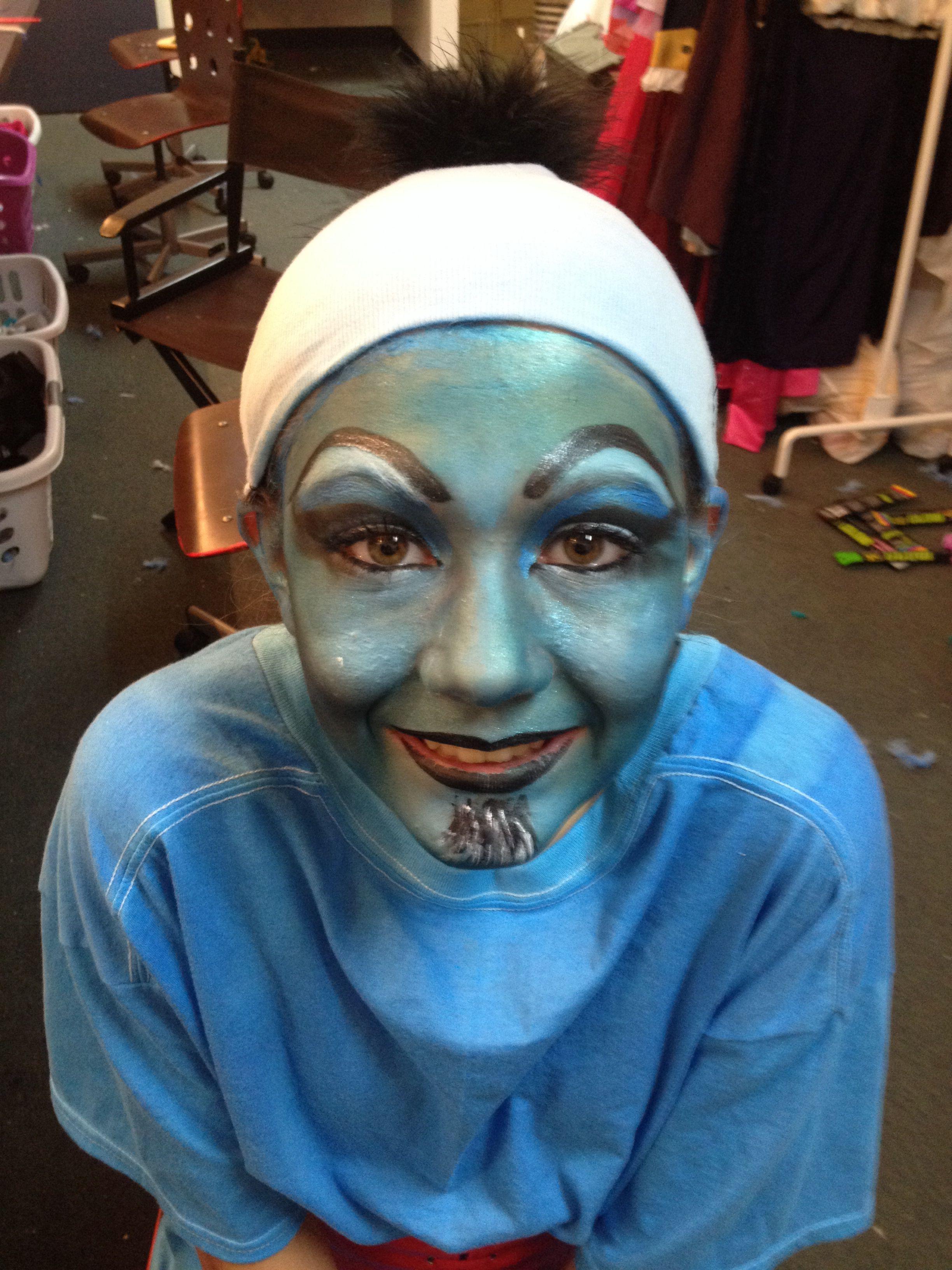 Genie makeup