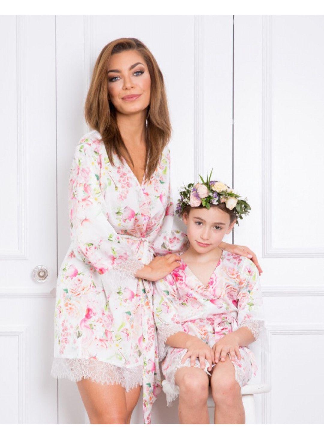 Flower Girl's Liv Robe Dresses online australia, Petite