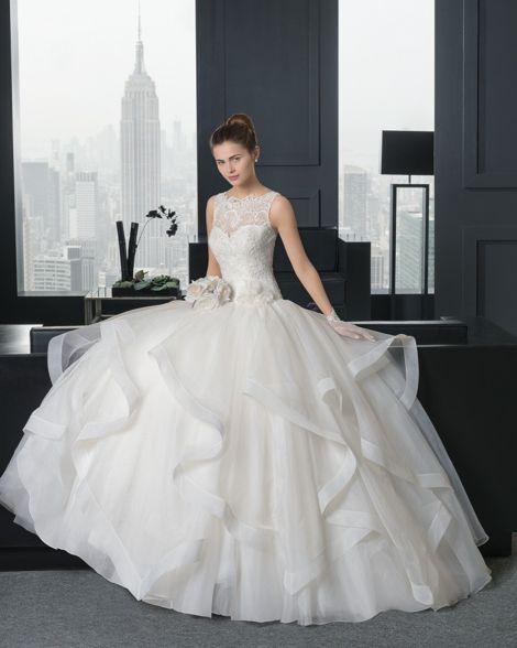 vestidos de novia corte princesa con pedreria - buscar con google