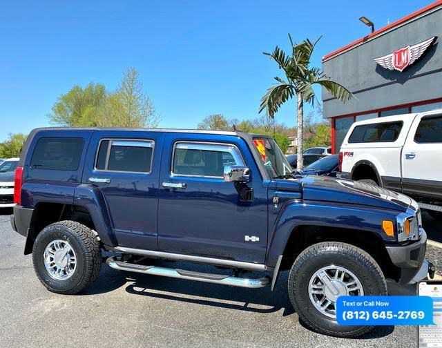 Used Hummer H3 For Sale With Photos Cargurus Hummer H3 Hummer Used Cars
