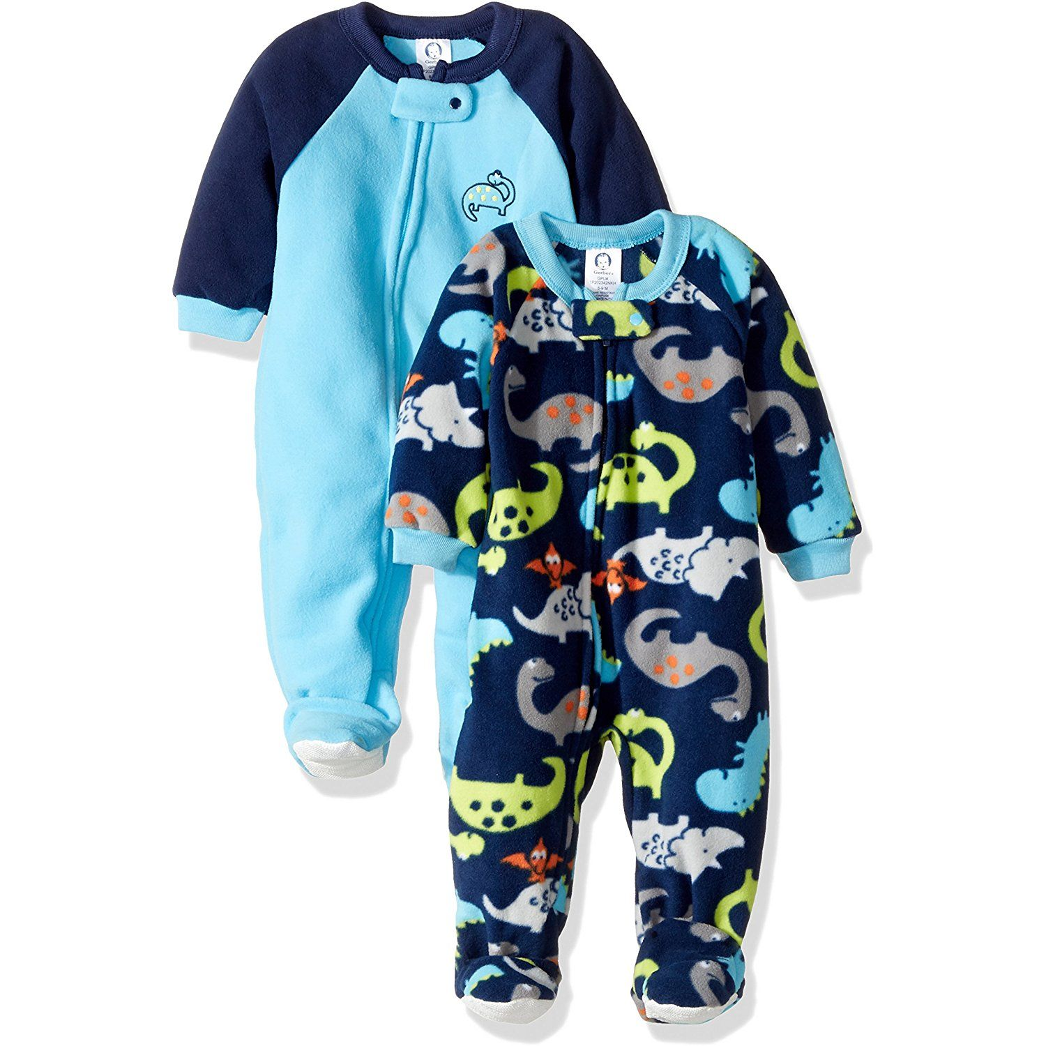 Gerber Baby Boys 2 Pack Blanket Sleeper Check out this great
