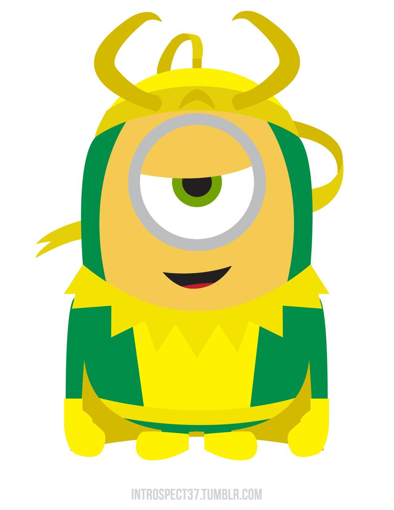 Minion Loki