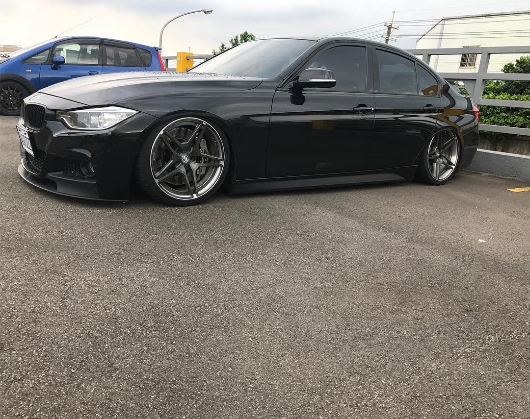 D2 air suspension on Bmw F30 Bmw, Vehicles, Car