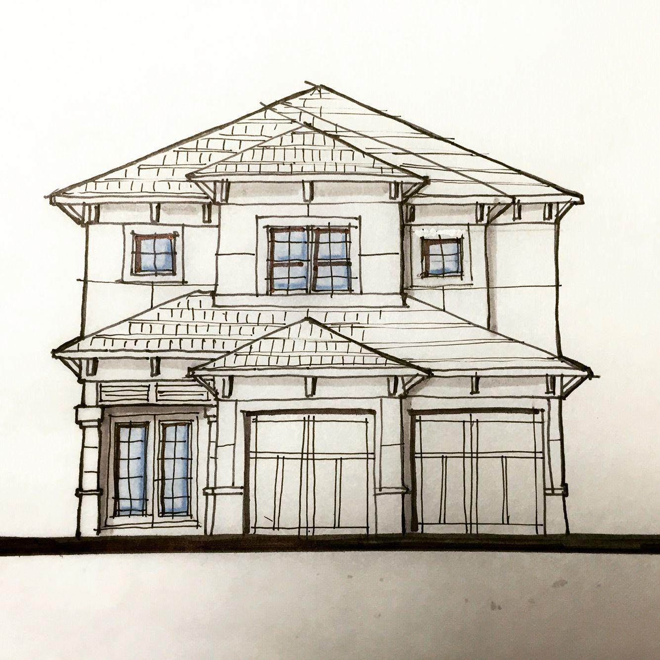 Architecture design house home sketch drawing also by david grussgott rh za pinterest
