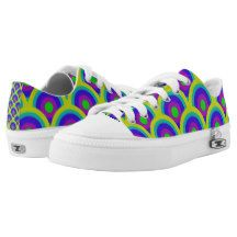 COLOUR CIRCLES Low-Top SNEAKERS