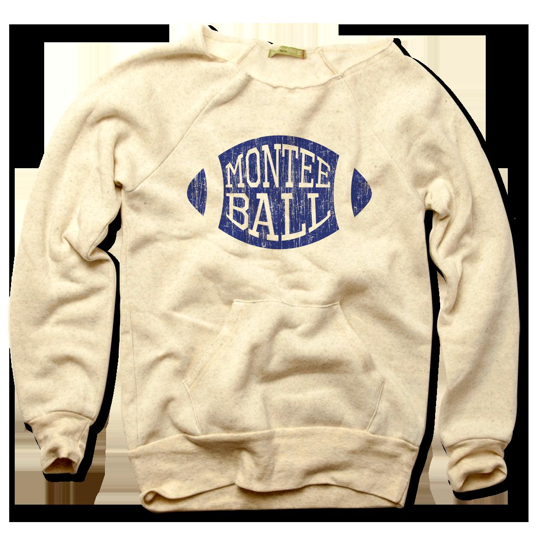 Montee Ball Football Blue