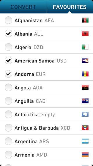 Alternative Currency Converter