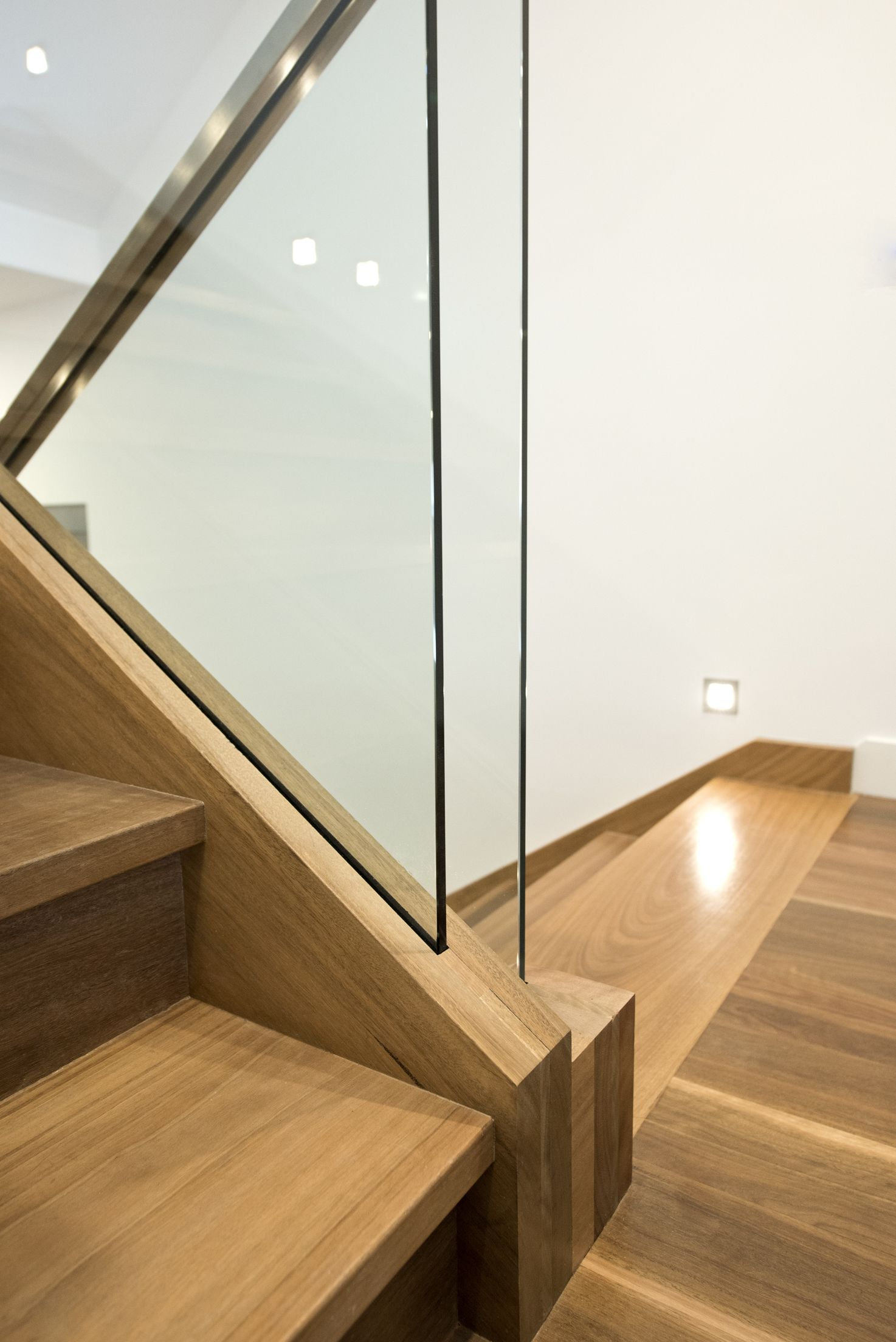 Best Stairs Staircase Glass Balustrade Timber Stainless 400 x 300