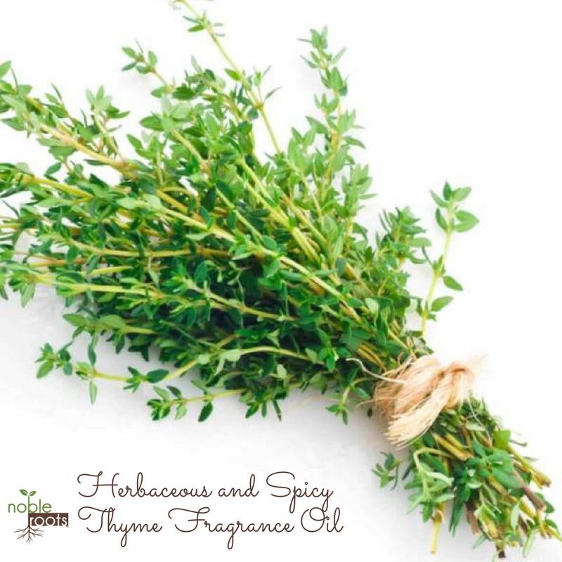 Noblescent Thyme Natural Fragrance Oil 10 Eo 10 Ex Natural Fragrance Oil Fragrance Oil Thyme Essential Oil