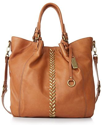 dcf42c355 $218 Lucky Brand Charlotte Tote - Impulse Brands - Handbags & Accessories -  Macy's