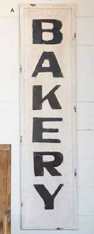 Metal Bakery Sign Available At Tin Star Furniture In Denison! Stop By Or  Call 903