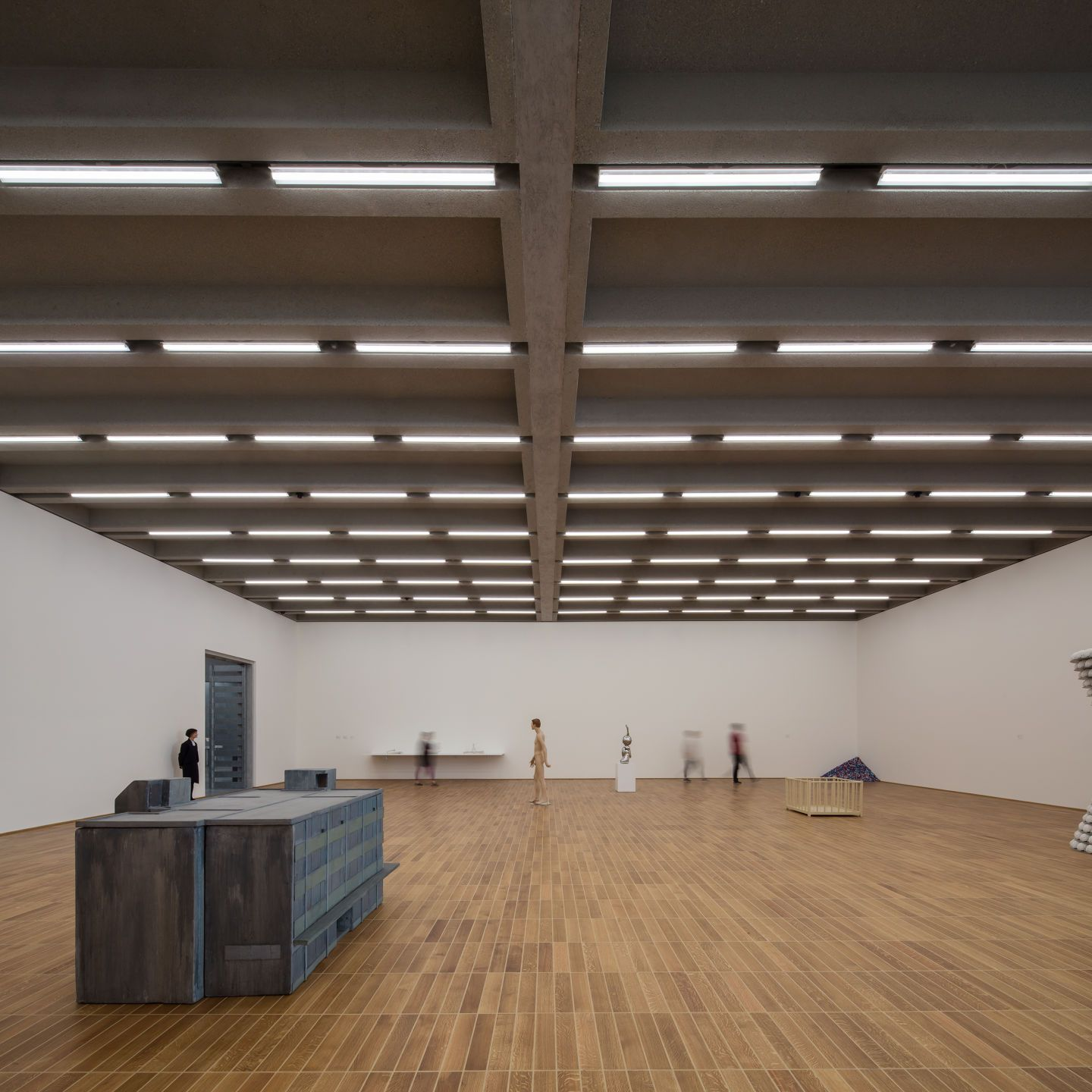 In April the Kunstmuseum Basel, which houses one of the largest and oldest public art collections in Europe, will become richer in space with the opening of a new extension. The main building (opened 1936) and the Kunstmuseum Basel | Gegenwart (opened ...