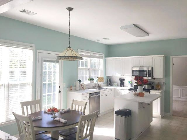 1 year home anniversary kitchen colors kitchen paint farmhouse paint colors on farmhouse kitchen wall colors id=13933