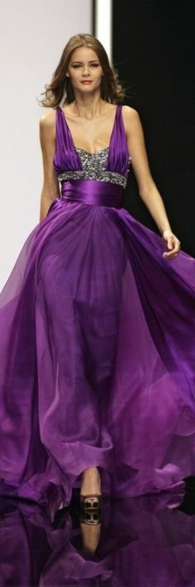 Through Elia\'s Eyes purple   Gowns-Belle of the Ball!   Pinterest ...
