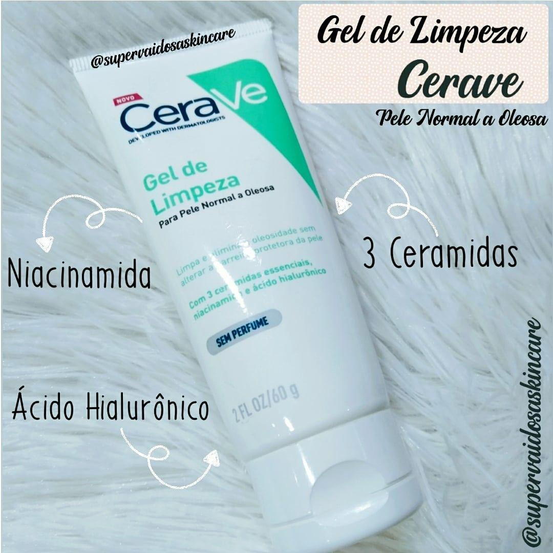 Gel de limpeza Cerave in 2020 Cerave, Skin care