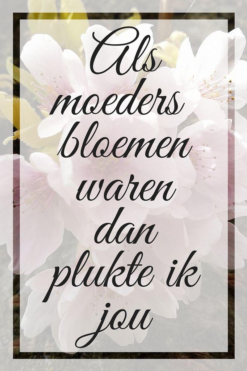 Moederdag quotes speciaal voor alle moeders bloemen for Moeders en zonen psychologie
