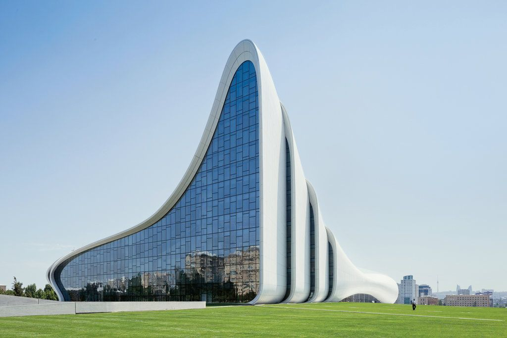 Who S Winning The Architecture Arms Race Architecture Zaha Hadid Futuristic Architecture