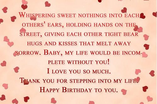 Birthday message for boyfriend with images happy birthday images birthday message for boyfriend with images m4hsunfo