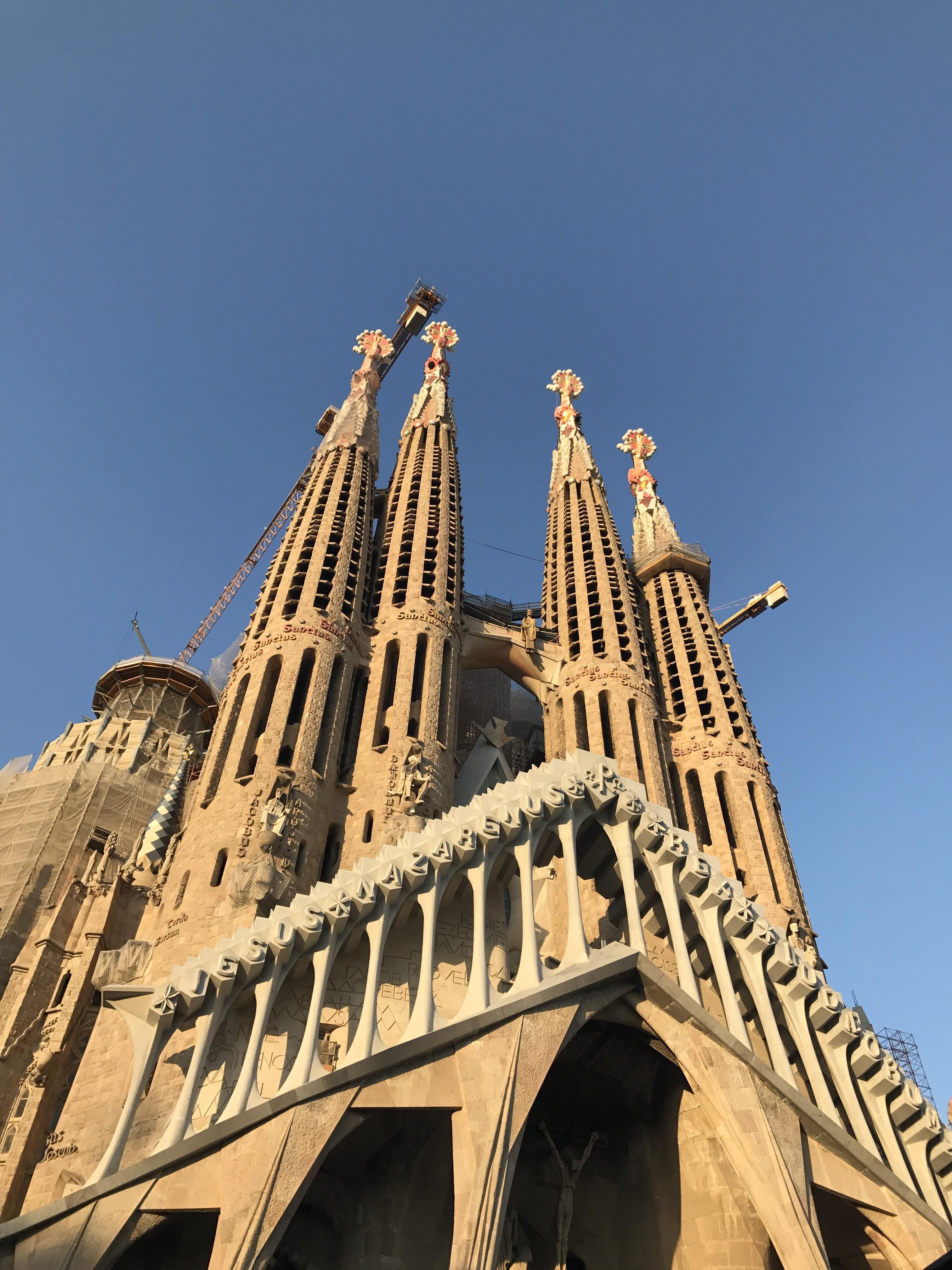 Sagrada Familia Barcelona. #travel #ttot #nature #photo #vacation #Hotel #adventure #landscape http://bit.ly/2sgGGF7