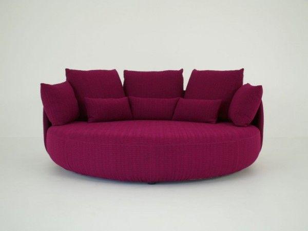 Missoni Round Sofa Design