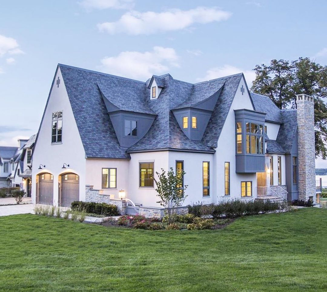 Goals Yes No Get A Peek At This Modern French Country Home