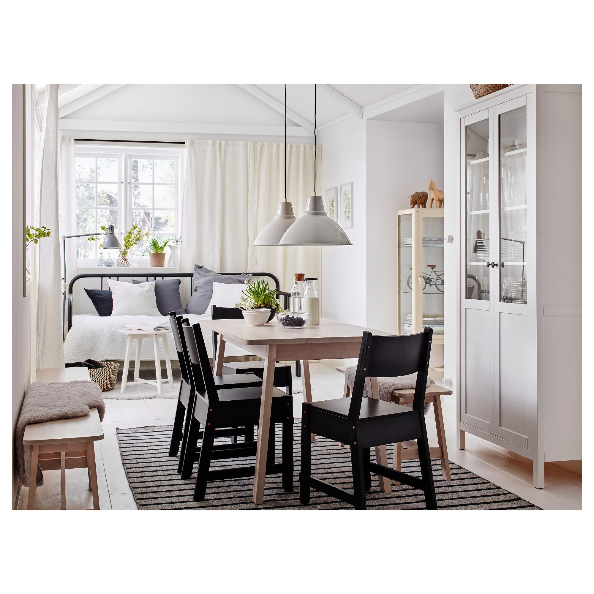 Furniture and Home Furnishings Ikea dining table, Dining