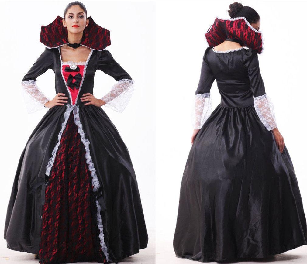 Click to buy ucuc sexy women halloween costume black devil