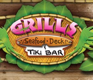 Grills Seafood Amp Tiki Bar In Port Canaveral Really Great