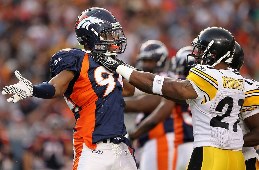Pittsburgh Steelers at Denver Broncos, NFL Divisional