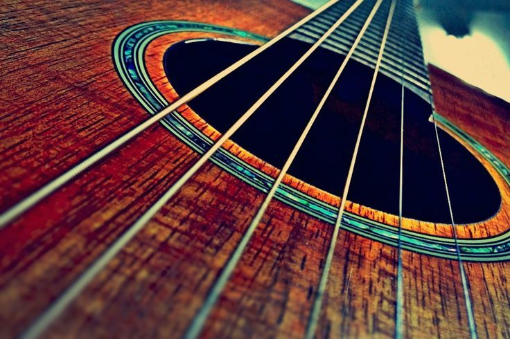 Acoustic Guitar IPhone IPhonography IPhoneography So You Ask What Would Be The Most Appropriate Type Of To Learn Play