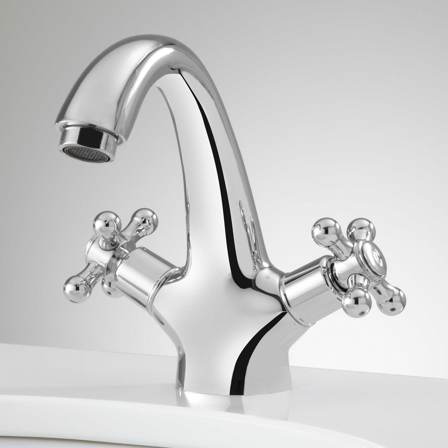 Montello Single Hole Bathroom Faucet With Pop Up Drain Single