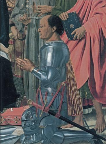 Federico da Montefeltro - Piero della Francesca