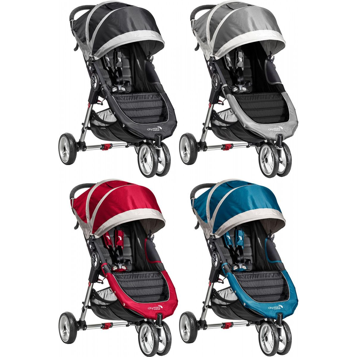 Baby Jogger City Mini Single Stroller Baby jogger city