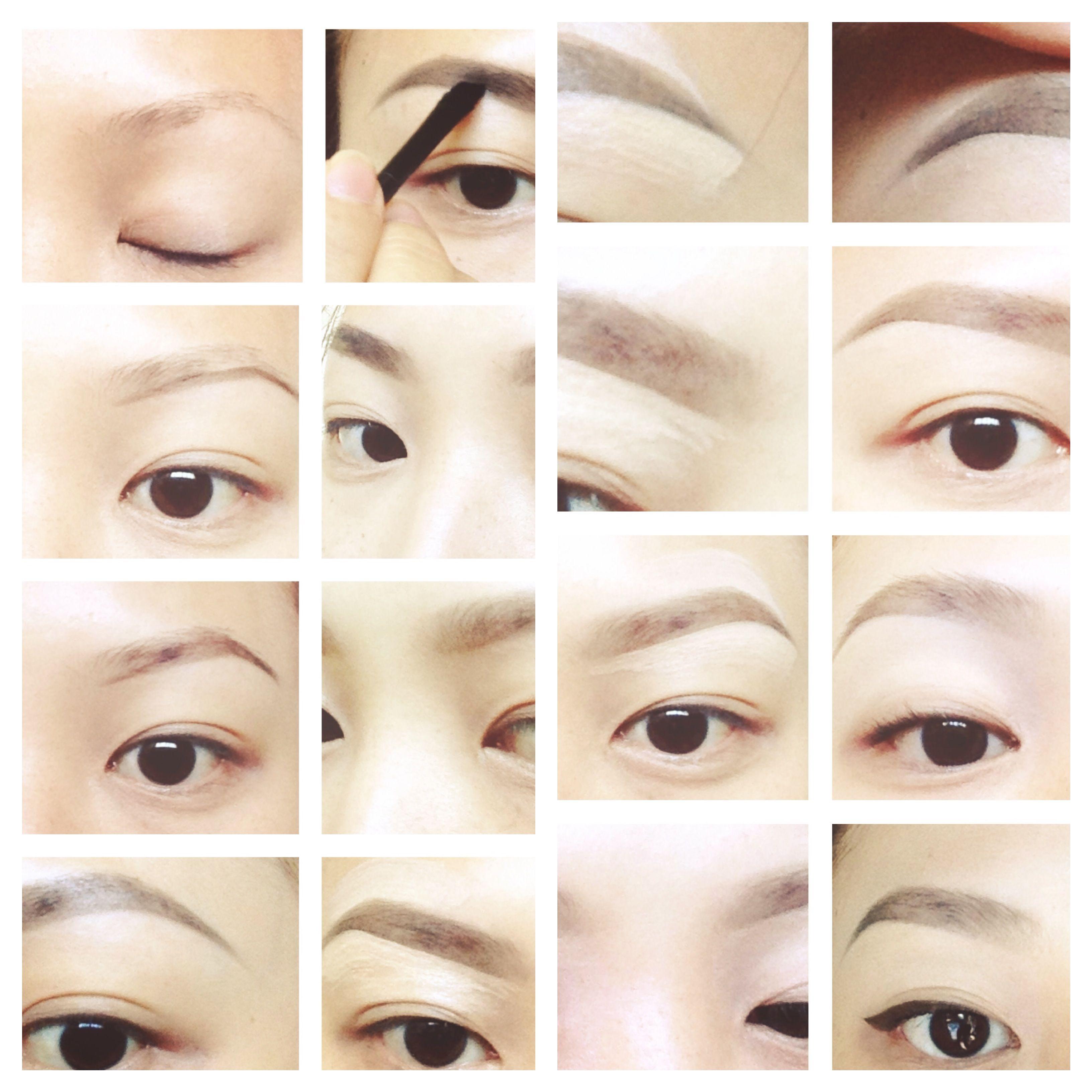Eyebrows Perfect Eyebrow Eyebrow Tutorial Eyebrow Pictorial