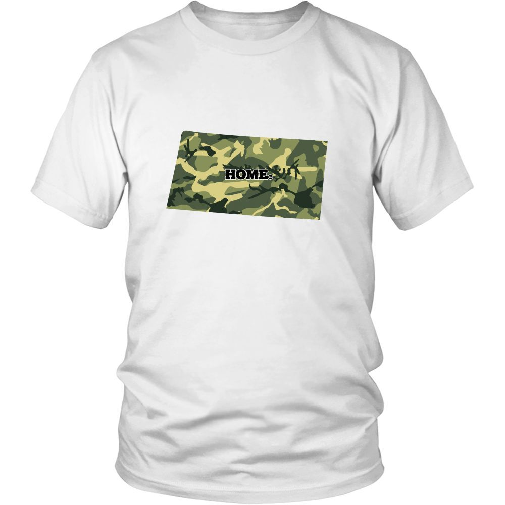 Wyoming - Dark Green Camo Home Tee | Products | Pinterest | Products