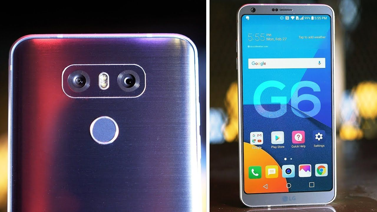LG G6 Hands On: Should You Buy the G6 or the Samsung Galaxy