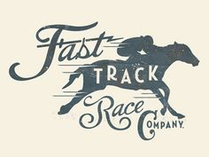 Horse Racing Logos Google Search Vintage Graphic Design Graphic Design Typography Typography Inspiration