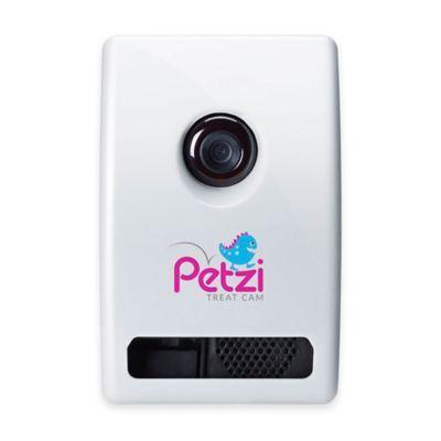 Petzi Remote Treat Camera For Pets Bedbathandbeyond Com Pet