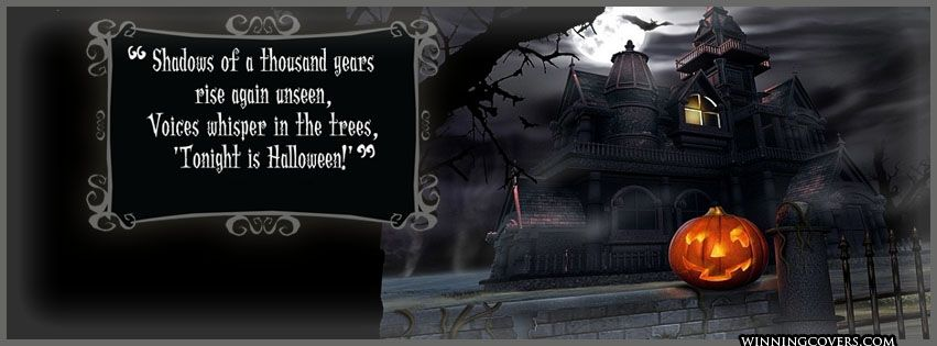 facebook timeline cover for Halloween October | halloween ...
