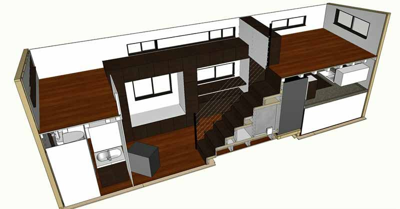 11 Best Tiny Houses With Genius Floorplans Videos Pics Best Tiny House Tiny House Floor Plans Tiny House Bedroom