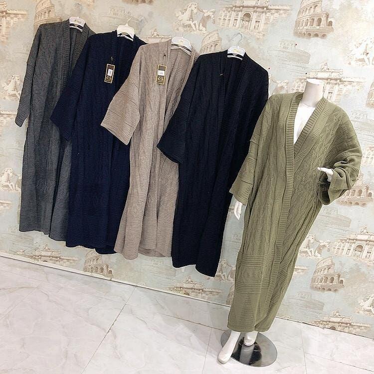 57 Likes 7 Comments بحر الخليج للأزياء Sea Gulf On Instagram السعر ١٦٠ ريال المقاس Free Size Fashion Wardrobe Kimono Top
