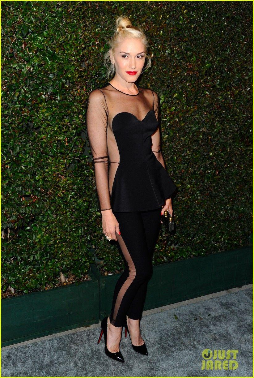 Gwen Stefani in Stella McCartney. Looking Fab!