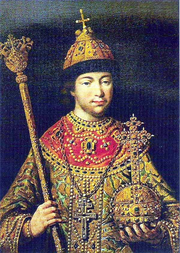 Image result for tsar michael I