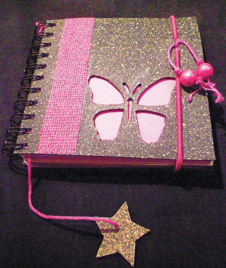 Cuaderno Con Nota Musical