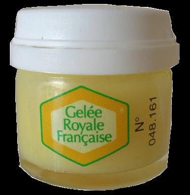 Vente en ligne de Gelée royale française / Cure de 15 jours (10gr.) | MIEL IN FRANCE