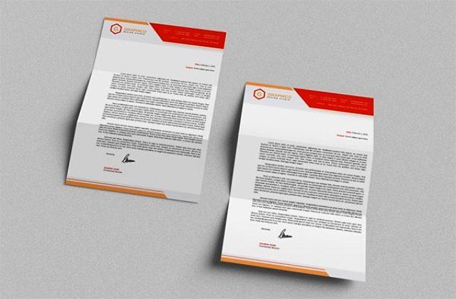Desain Kop Surat Free Download Template Kop Surat Gambar Publik